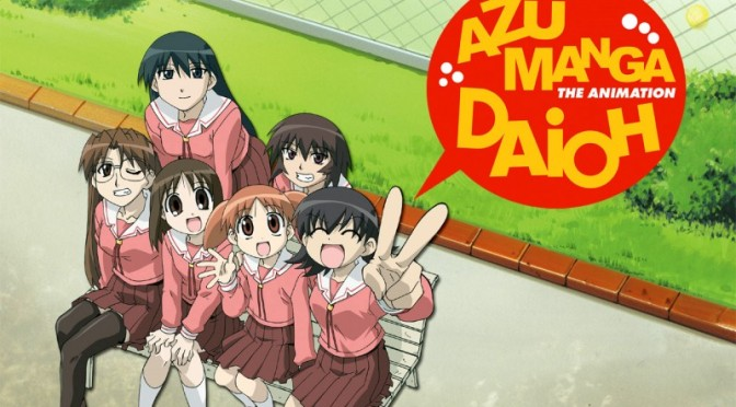 Azumanga Daioh – Review
