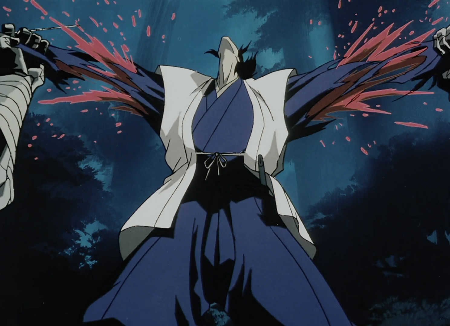 The ninja scroll movie