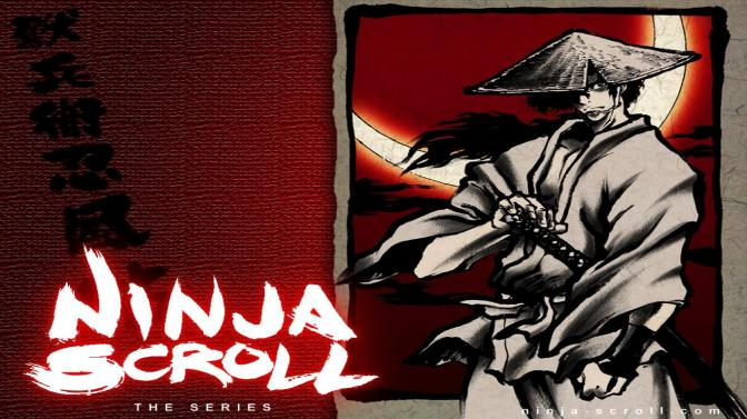 Ninja Scroll the series – Review