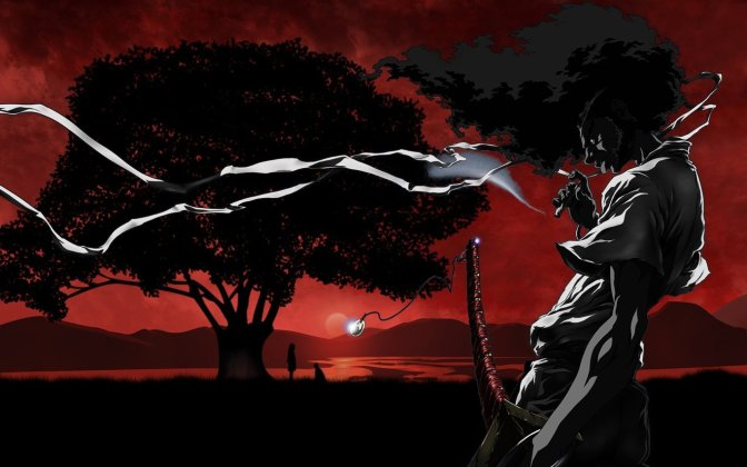 Afro Samurai – Anime Review