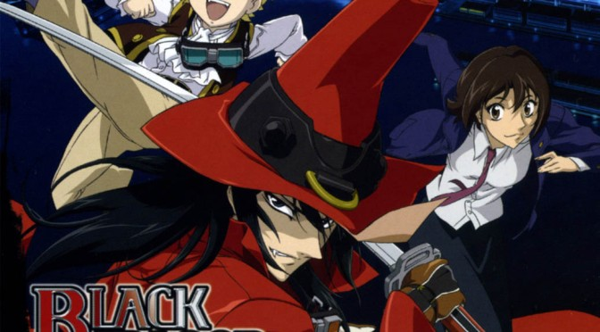 Black Blood Brothers – Anime Review