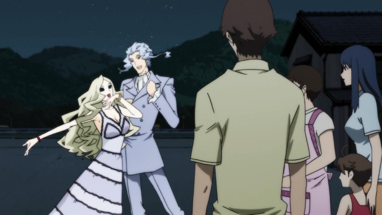 Resultado de imagen para shiki anime