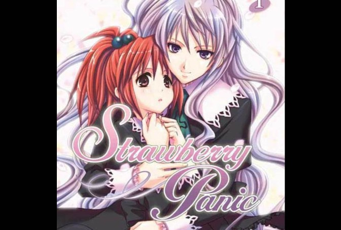 Strawberry Panic – Manga Review