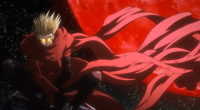 Trigun – Anime Review