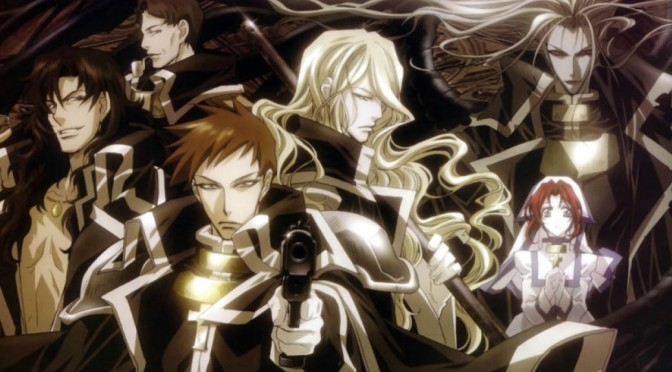 Trinity Blood – Anime Review