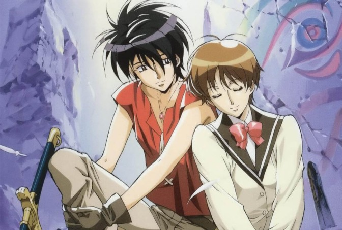 Vision of Escaflowne – Anime Review