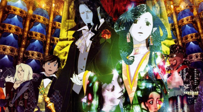 Gankutsuou: The Count of Monte Cristo – Anime Review