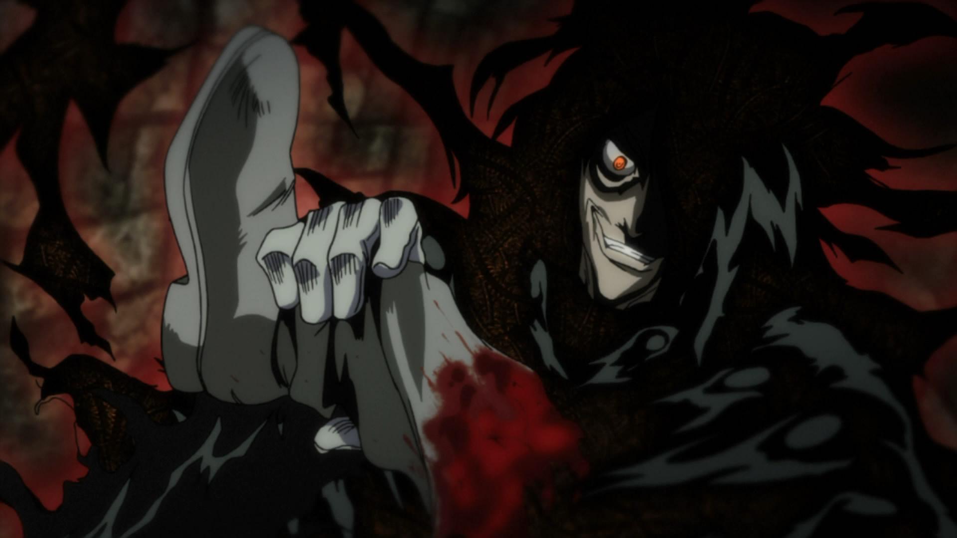 Hellsing Ultimate Dark Powers Nefarious Reviews