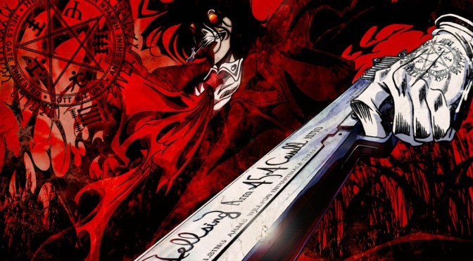 Hellsing Ultimate – Anime Review