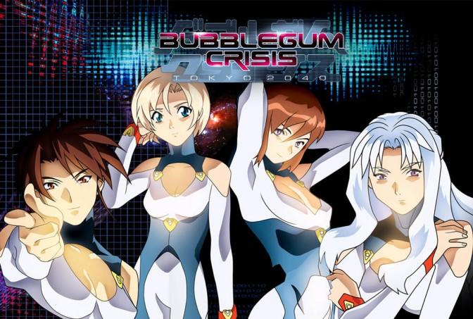 Bubblegum Crisis Tokyo 2040 – Anime Review