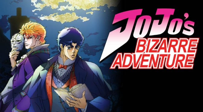 Jojo's Bizarre Adventure – Anime Review