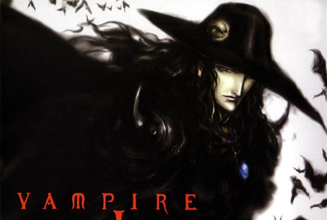 Vampire Hunter D: Bloodlust – Anime Review