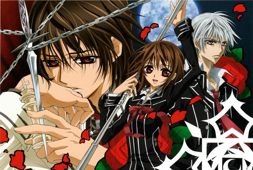 Vampire Knight – Anime Review | Nefarious Reviews