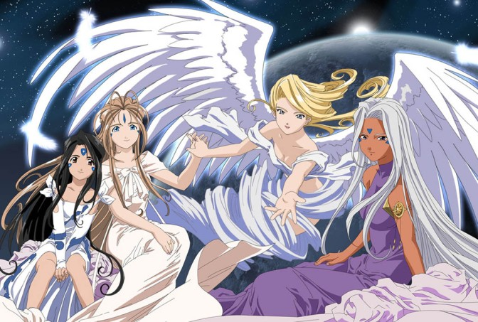 Ah! My Goddess TV – Anime Review