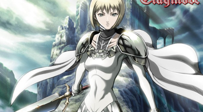 Claymore – Anime Review