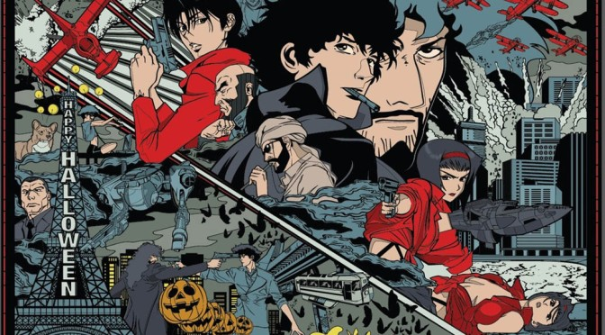 Cowboy Bebop: The Movie – Anime Review