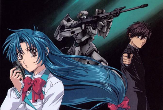 Full Metal Panic! – Anime Review