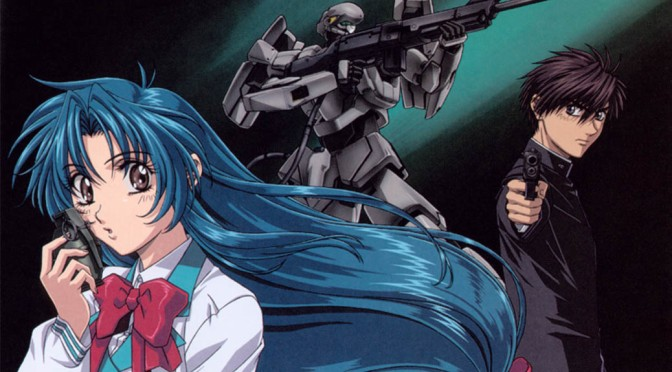 Full Metal Panic! – Anime Review