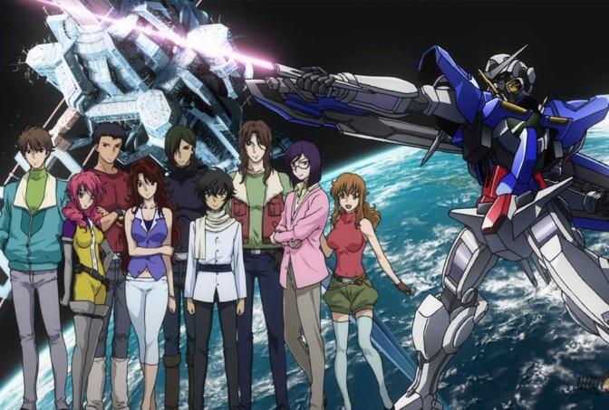 Resultado de imagen para Gundam 00