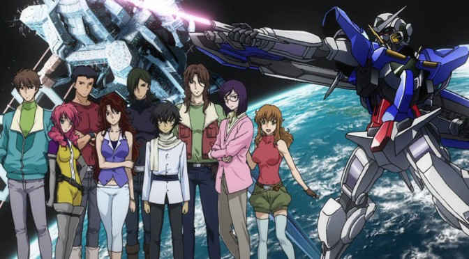 Mobile Suit Gundam 00 – Anime Review
