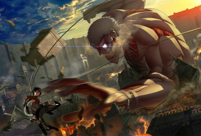Attack on Titan – Anime Review