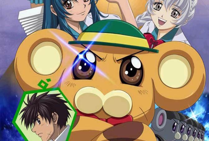 Full Metal Panic? Fumoffu – Anime Review