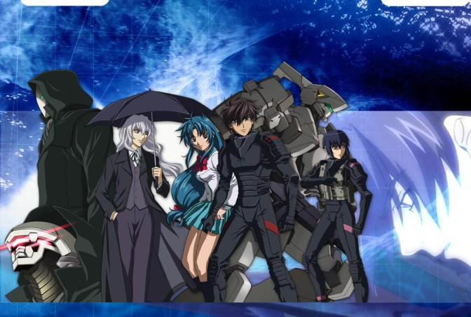 Full Metal Panic! The Second Raid – Anime Review