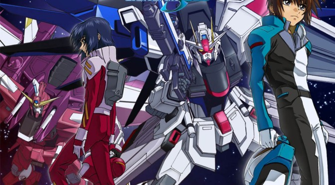 Mobile Suit Gundam SEED – Anime Review