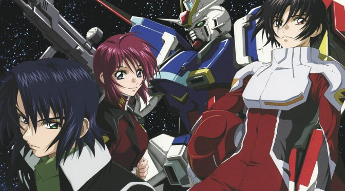 Mobile Suit Gundam SEED Destiny – Anime Review
