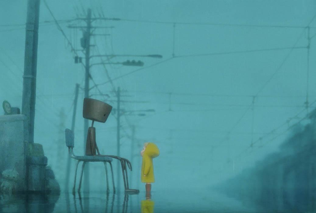 Rain Town Anime Review Nefarious Reviews