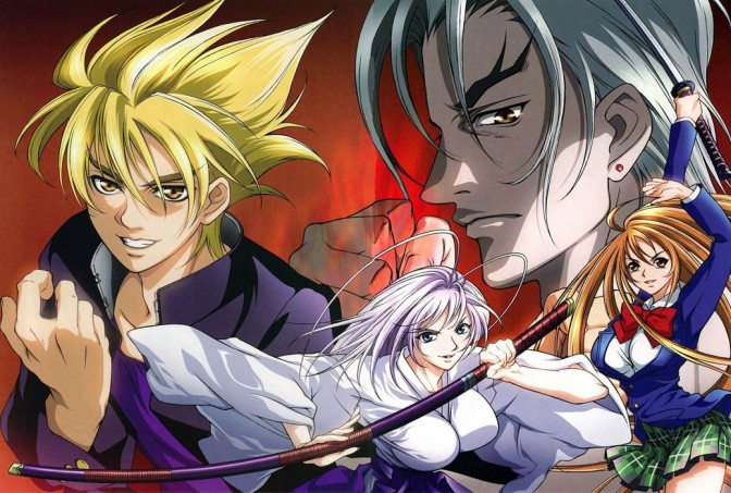 Tenjou Tenge – Anime Review
