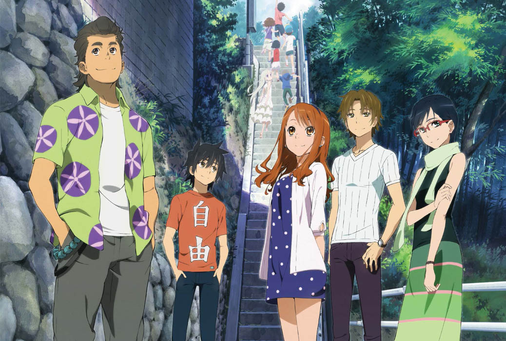 AnoHana The Flower We Saw That Day Movie Anime Review
