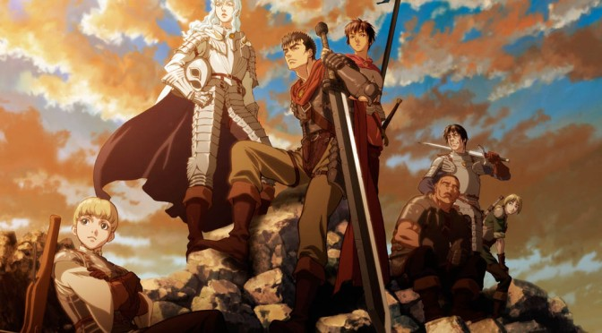Berserk: The Golden Age Arc – Anime Review