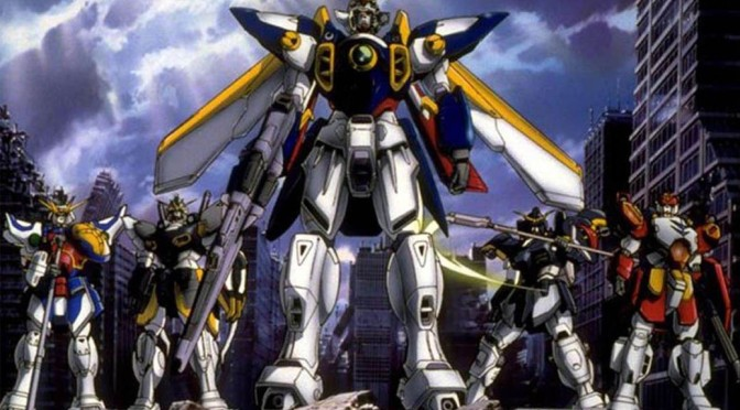 Mobile Suit Gundam Wing – Anime Review