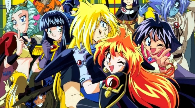 Slayers – Anime Review