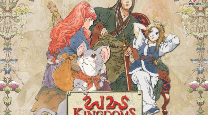 The Twelve Kingdoms – Anime Review