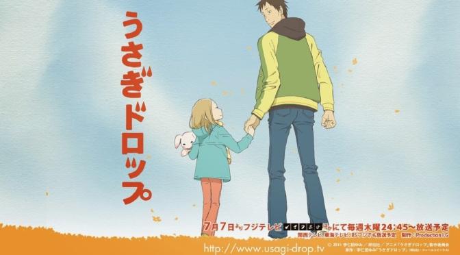 Usagi Drop – Anime Review