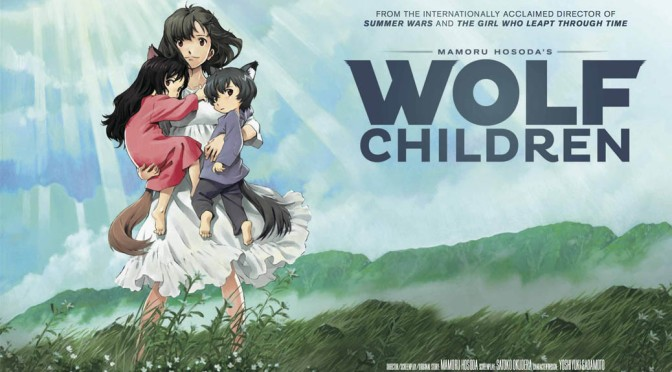 Wolf Children – Anime Review