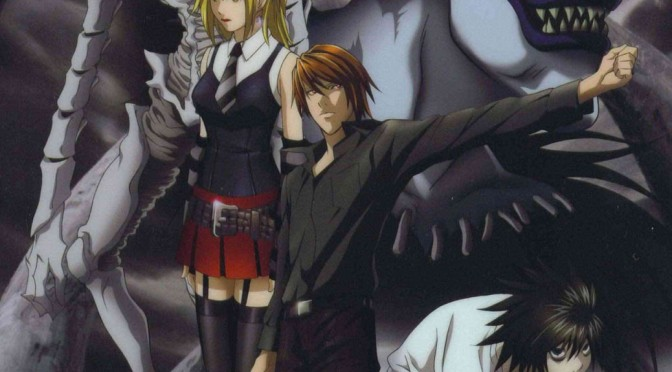 Death Note – Anime Review