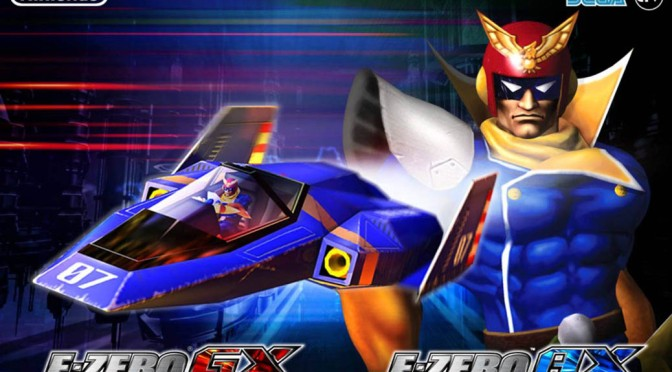F-Zero GX – Game Review