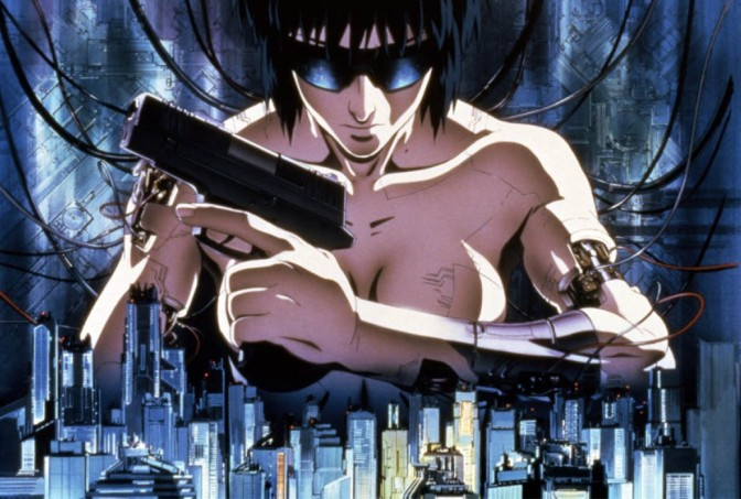 Ghost in the Shell – Anime Review