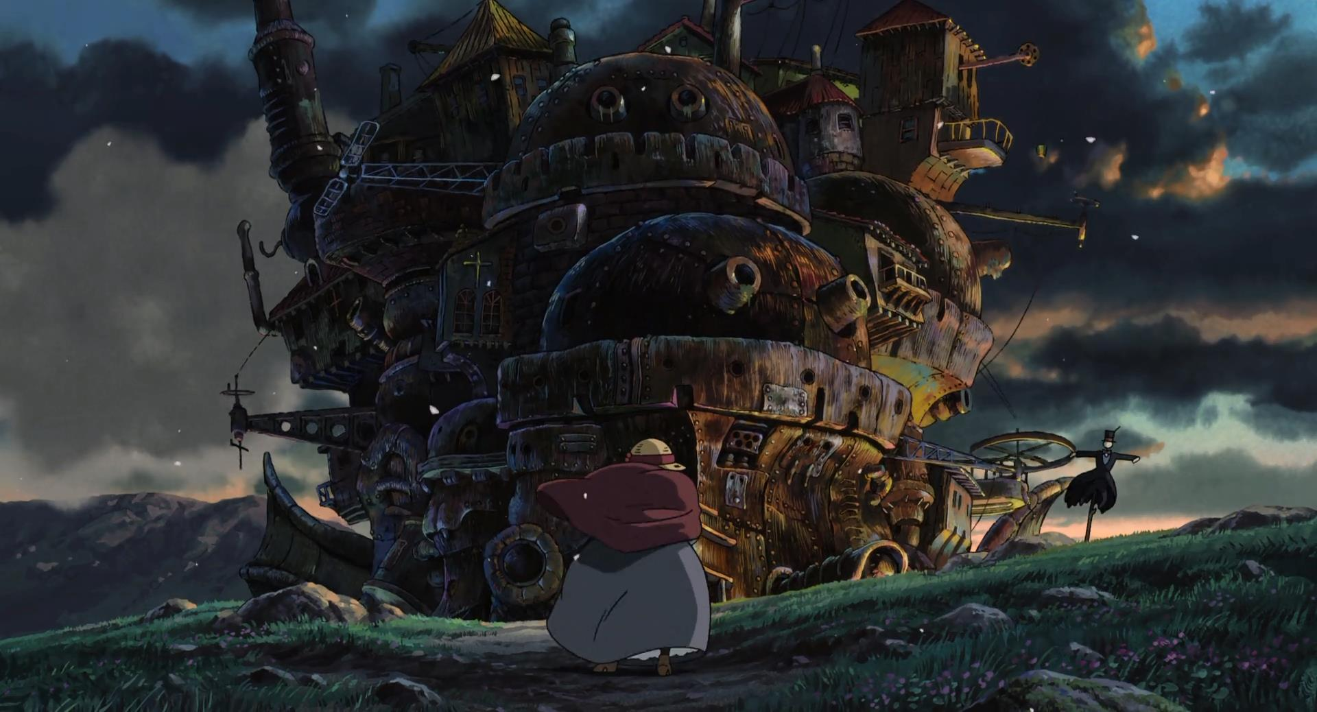 Howl's Moving Castle – Castle | Nefarious Reviews