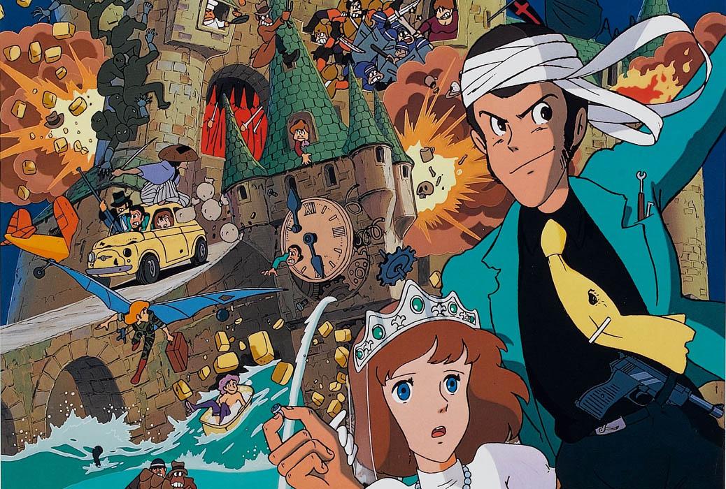 Kết quả hình ảnh cho Lupin III: Cagliostro no Shiro