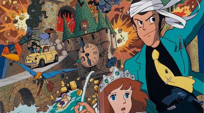 Lupin III: The Castle of Cagliostro – Anime Review
