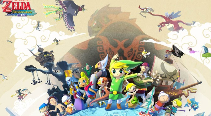 The Legend of Zelda: The Wind Waker – Game Review