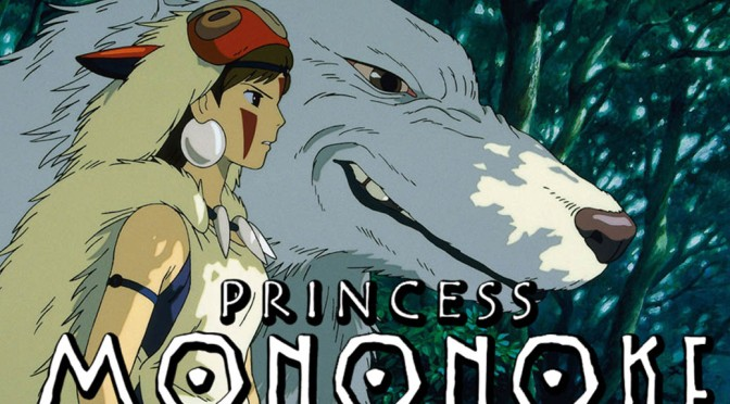 Princess Mononoke – Anime Review
