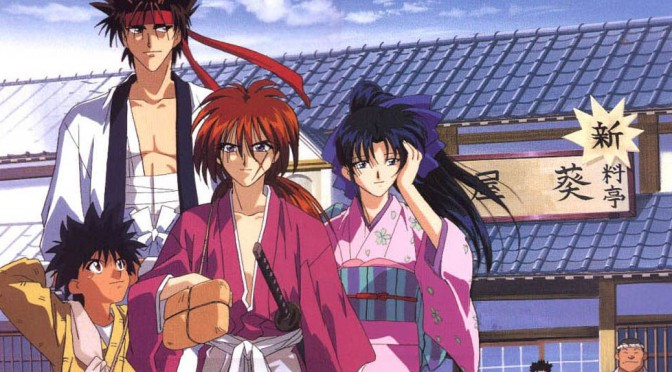 Rurouni Kenshin – Anime Review