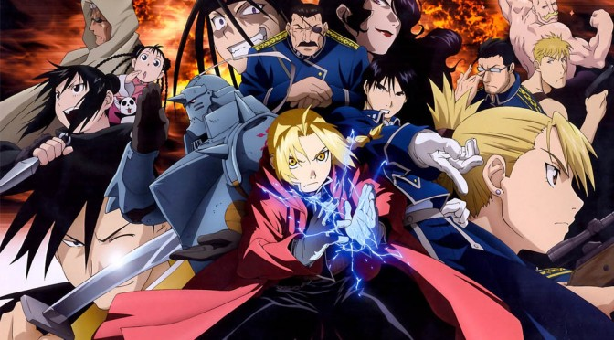 Fullmetal Alchemist Brotherhood – Anime Review