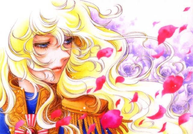 Image result for rose of versailles anime