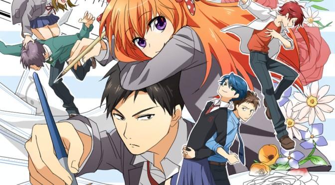 Monthly Girls' Nozaki-kun – Anime Review